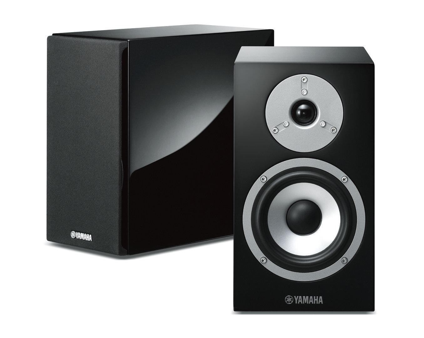 Yamaha Bookshelf Speakers Ns M