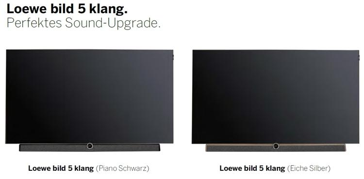 loewe bild oled set top preis und inzahlungnahme. Black Bedroom Furniture Sets. Home Design Ideas